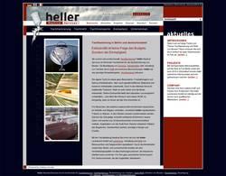www.yachtlackierung-exklusiv.de, Umsetzung mit TYPO3
